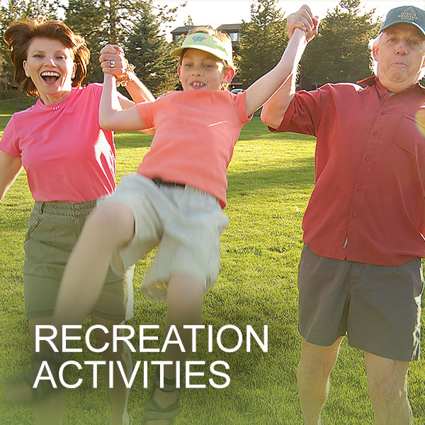 Fall Recreation Activities