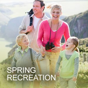 Spring Recreation